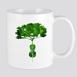 Cello tree-2 Mugs