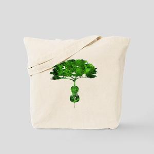 Cello tree-2 Tote Bag