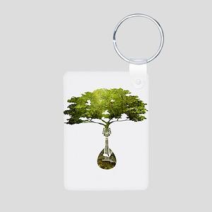 Mandolin Tree Keychains