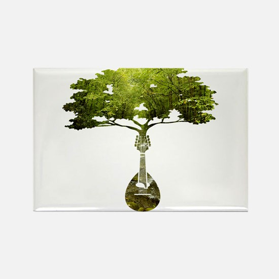 Mandolin Tree Magnets