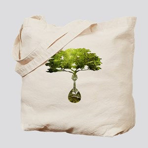Mandolin Tree Tote Bag