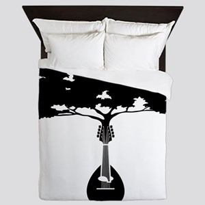 Mandolin-2 Queen Duvet