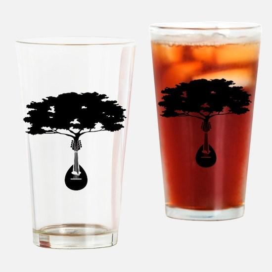 Mandolin-2 Drinking Glass