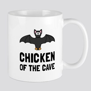 Bat Chicken Of The Cave Mugs