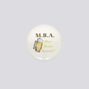 MBA Beers Mini Button