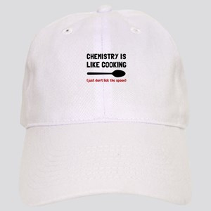 Chemistry Cooking Baseball Cap