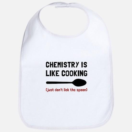 Chemistry Cooking Bib