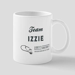 TEAM IZZIE Mugs