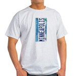 Minneapolis License Light T-Shirt