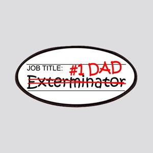 Job Dad Exterminator Patches