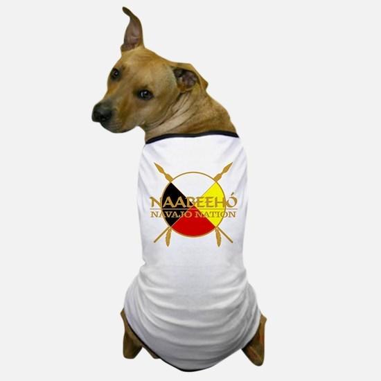 Navajo Nation Dog T-Shirt