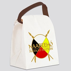 Navajo Nation Canvas Lunch Bag