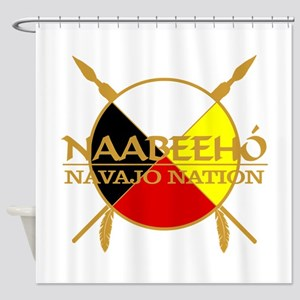 Navajo Nation Shower Curtain