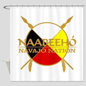 Navajo Nation Shower Curtain
