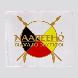 Navajo Nation Throw Blanket