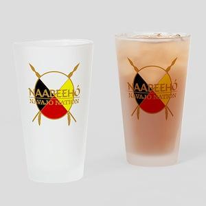 Navajo Nation Drinking Glass