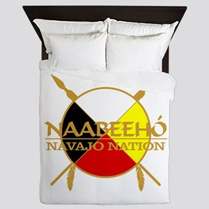 Navajo Nation Queen Duvet