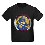 USS HANSON Kids Dark T-Shirt