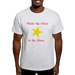 Make Up Artist to the Stars Light T-Shirt