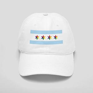 Chicago Pride Flag Cap