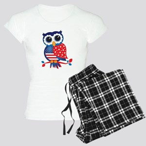 Usa Owl Women's Light Pajamas