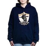 USS HANSON Women's Hooded Sweatshirt