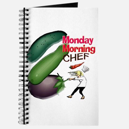 Monday Morning Chef2 Journal