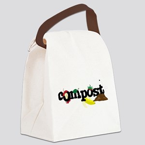 Compost Canvas Lunch Bag