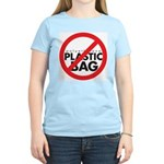 No Plastic Bag Women's Light T-Shirt