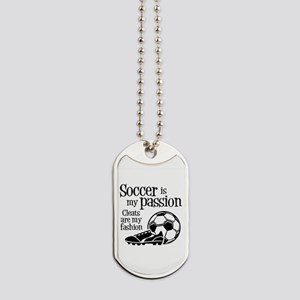CLEATS Dog Tags