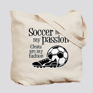 CLEATS Tote Bag