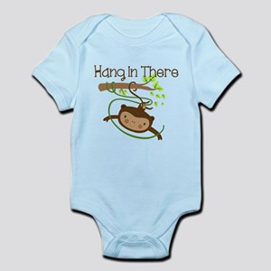 Monkey Hang in There Infant Bodysuit