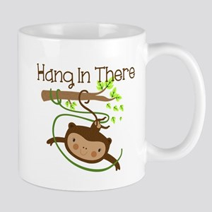 Monkey Hang in There Mug