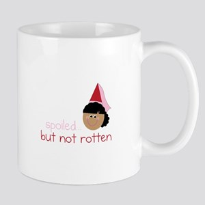 Spoiled But Not Rotten Mugs