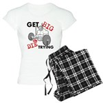 GET BIG or DIE TRYING Pajamas