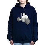 Get Big or Die Trying Shirt Women's Hooded Sweatsh