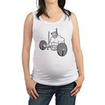 Get Big or Die Trying Shirt Maternity Tank Top