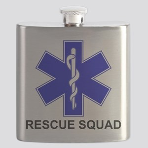 BSL Rescue Squad Flask