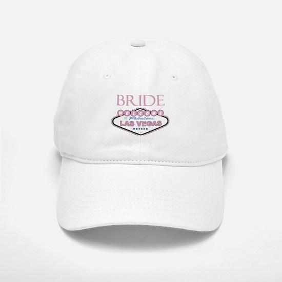 Rose Color Las Vegas BRIDE Baseball Baseball Cap