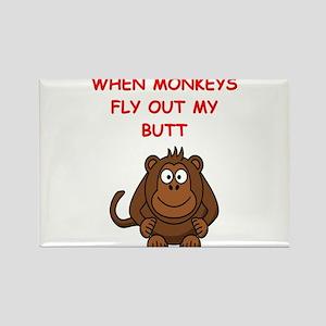 monkeys Magnets