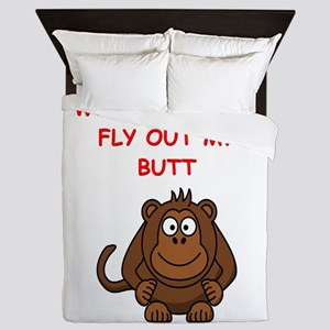 monkeys Queen Duvet