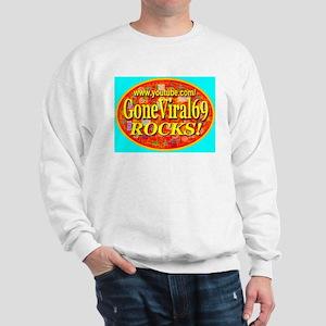 GoneViral69 Rocks Sweatshirt