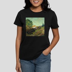 Van Goghs Landscape T-Shirt