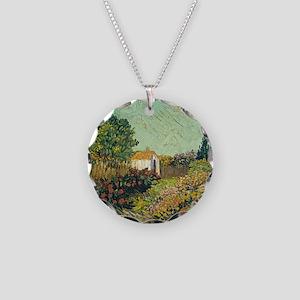 Van Goghs Landscape Necklace