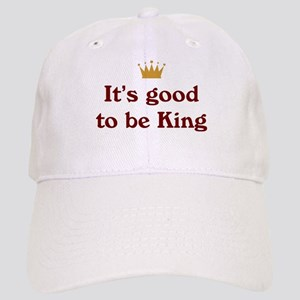 It's good to be King Cap