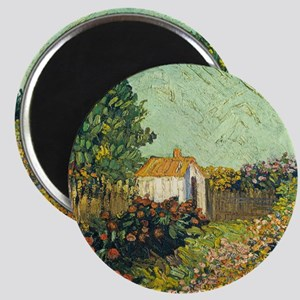 Van Goghs Landscape Magnets