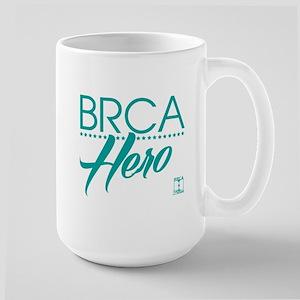 BRCA Hero - Self Large Mug