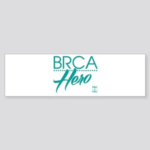 BRCA Hero - Self Sticker (Bumper)