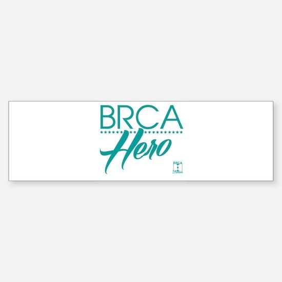 BRCA Hero - Self Sticker (Bumper)