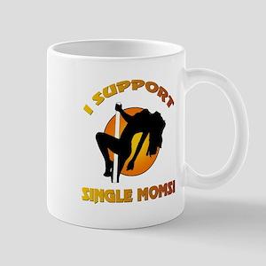 I SUPPORT... Mug